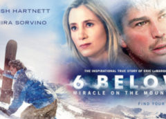 Film:  6 Below: Miracle on the Mountain (2017)