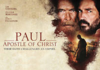 Film:  Apoštol Pavol / Paul, Apostle of Christ  (2018)