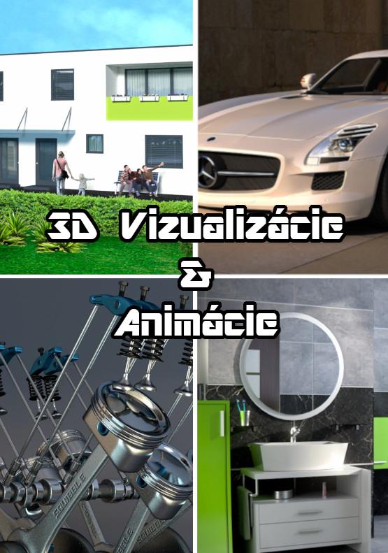 Vizualizacie a animacie