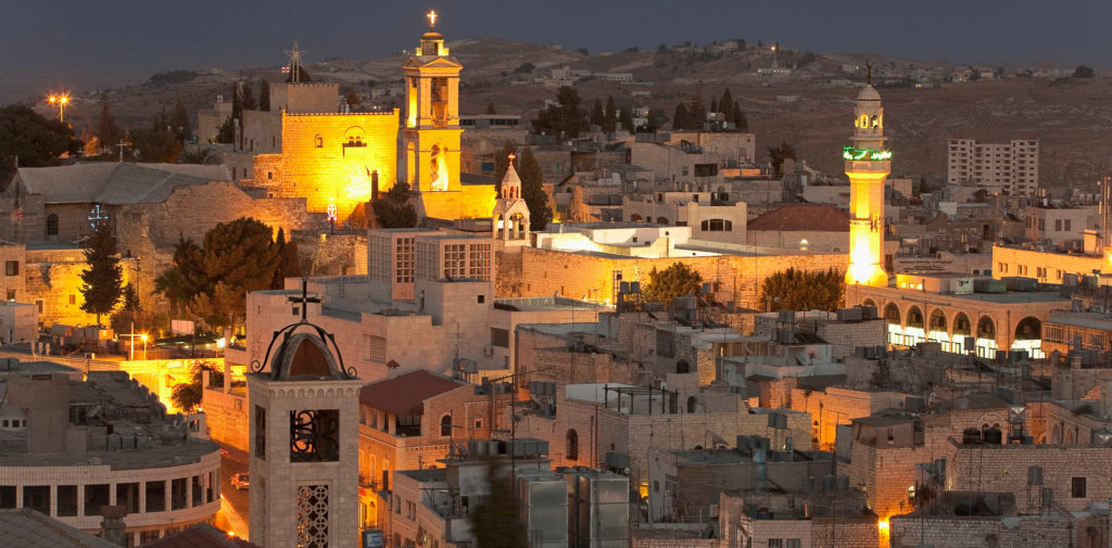 Cesta do Betlehema