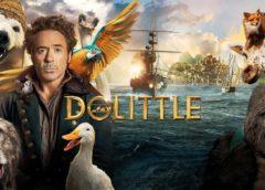 Film:  Dolittle / The Voyage of Doctor Dolittle  (2020)
