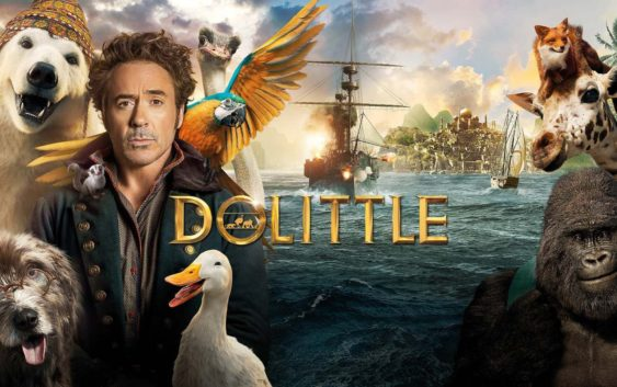 Film Dolittle 2020