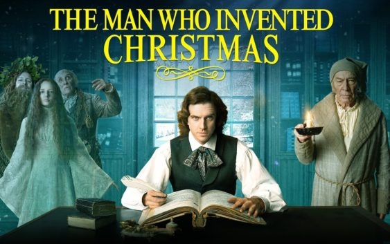 Film The Man Who Invented Christmas 2017