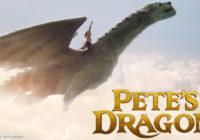 Film:  Pete a jeho drak / Můj kamarád drak / Pete's Dragon (2016)