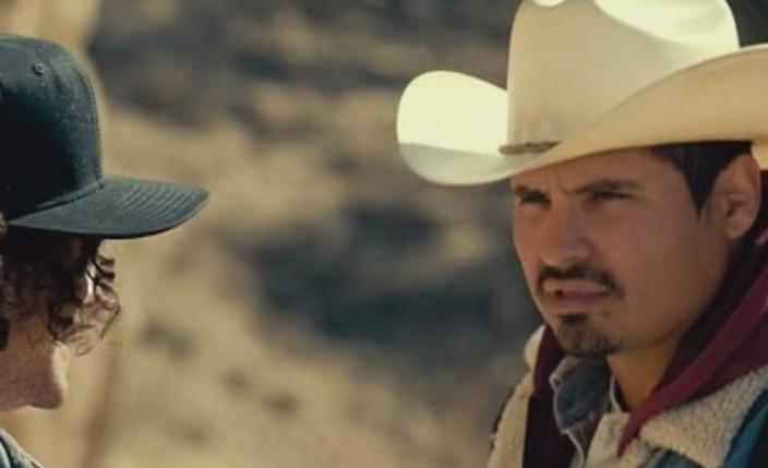 Film:  Frontera (2014)