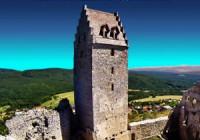 Druhý diel dokumentu na DVD o hradoch Slovenska