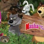 Rozprávka: Máša a Medveď