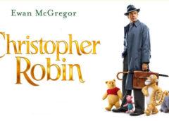 Film:  Christopher Robin / Kryštůfek Robin / Krištof Robin (2018)
