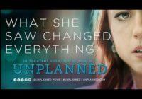 Film:  Neplánované / Unplanned  (2019)