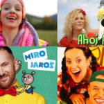 Detské pesničky od rôznych interpretov