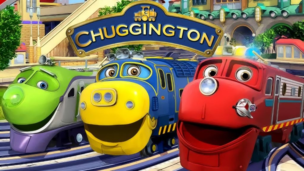 chuggington_vlaciky
