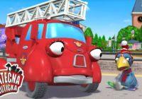 Rozprávka: Statočné autíčka